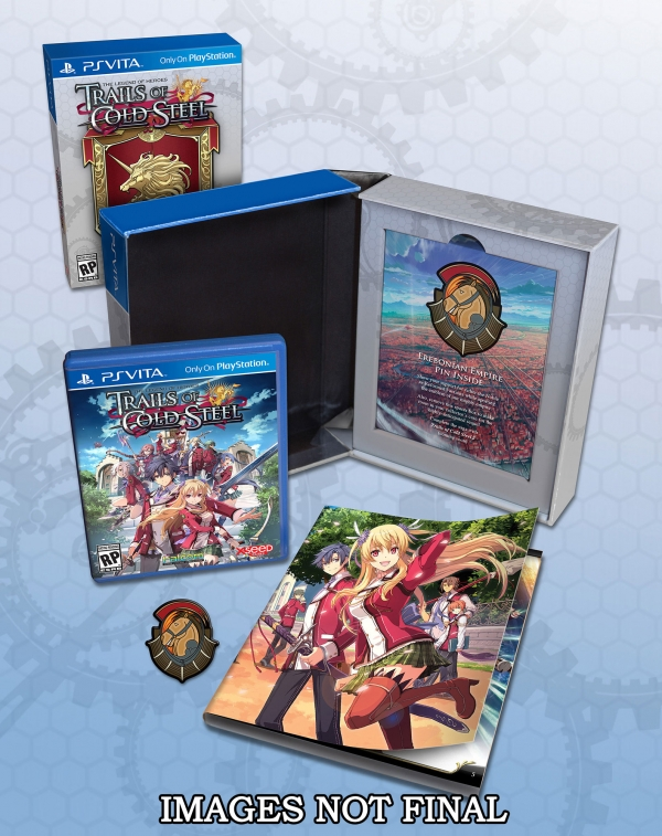 Modojo | The Legend of Heroes: Trails of Cold Steel Gets A Special Edition