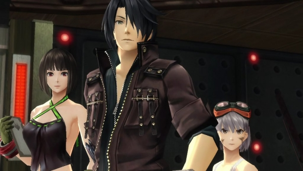Modojo | Try The God Eater Resurrection Demo In October