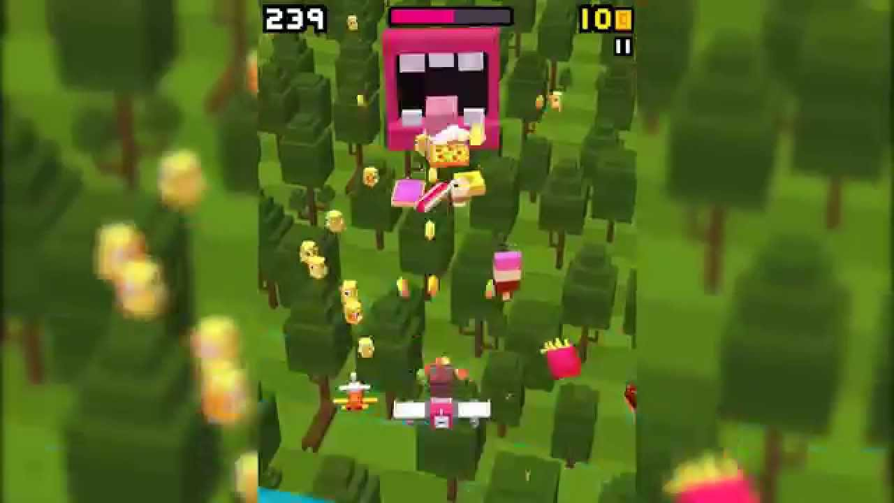 Modojo | If You Liked Crossy Road, You'll Probably Want to Try Shooty Skies