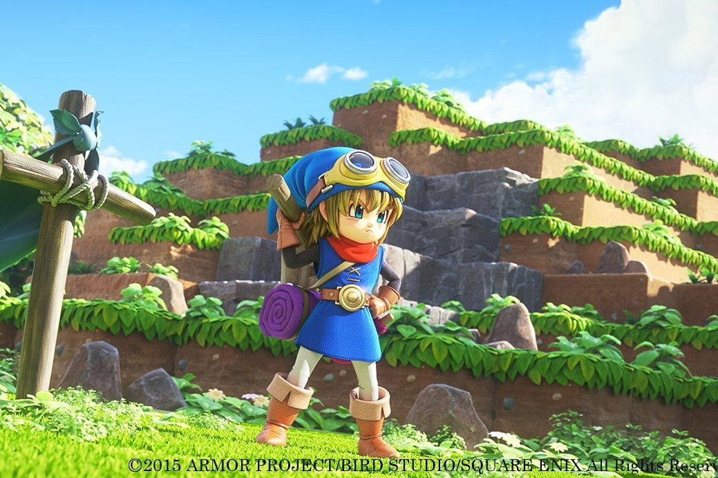Modojo | Beware of Monsters In Dragon Quest Builders