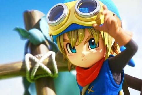 Modojo | Check Out Dragon Quest Builders' Opening Movie