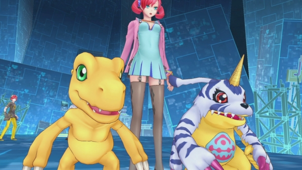 Modojo | Digimon Story: Cyber Sleuth Digivolves With A New Trailer