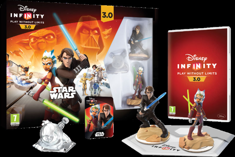 Modojo | Disney Infinity 3.0 Will Be Available Soon For Your Apple TV