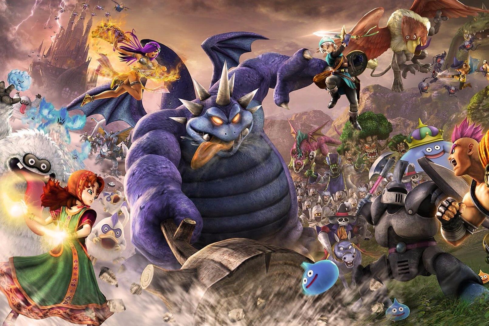 Modojo | Dragon Quest Heroes II Will Feature Familiar Faces