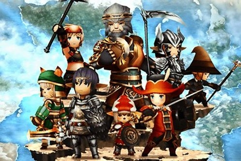 Modojo | Final Fantasy Grandmasters Is A New Online RPG From Square Enix