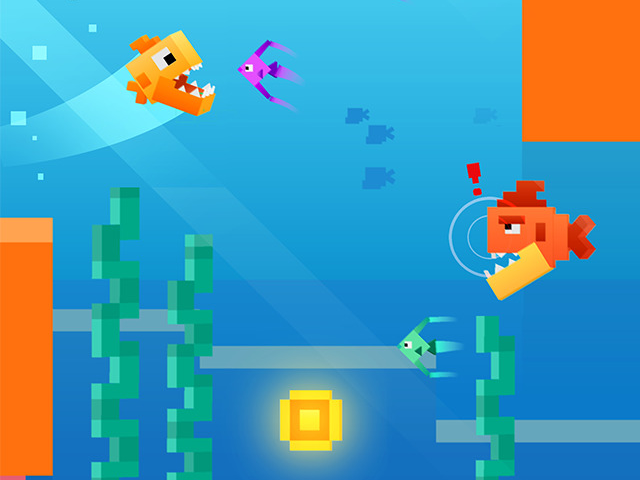 Modojo | Fishy Bits Should Be The New Flappy Bird
