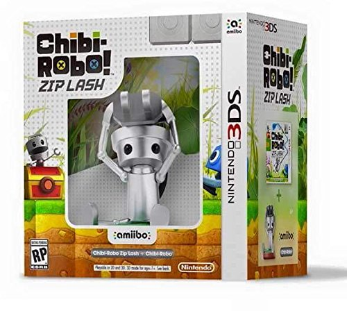 Modojo | Get Your Chibi-Robo Zip Lash amiibo Bundle Now!