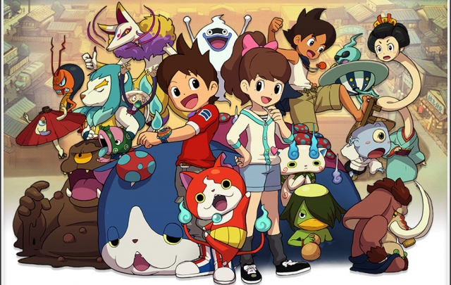Modojo | Here's A Hefty Helping of New Yokai Watch Gameplay