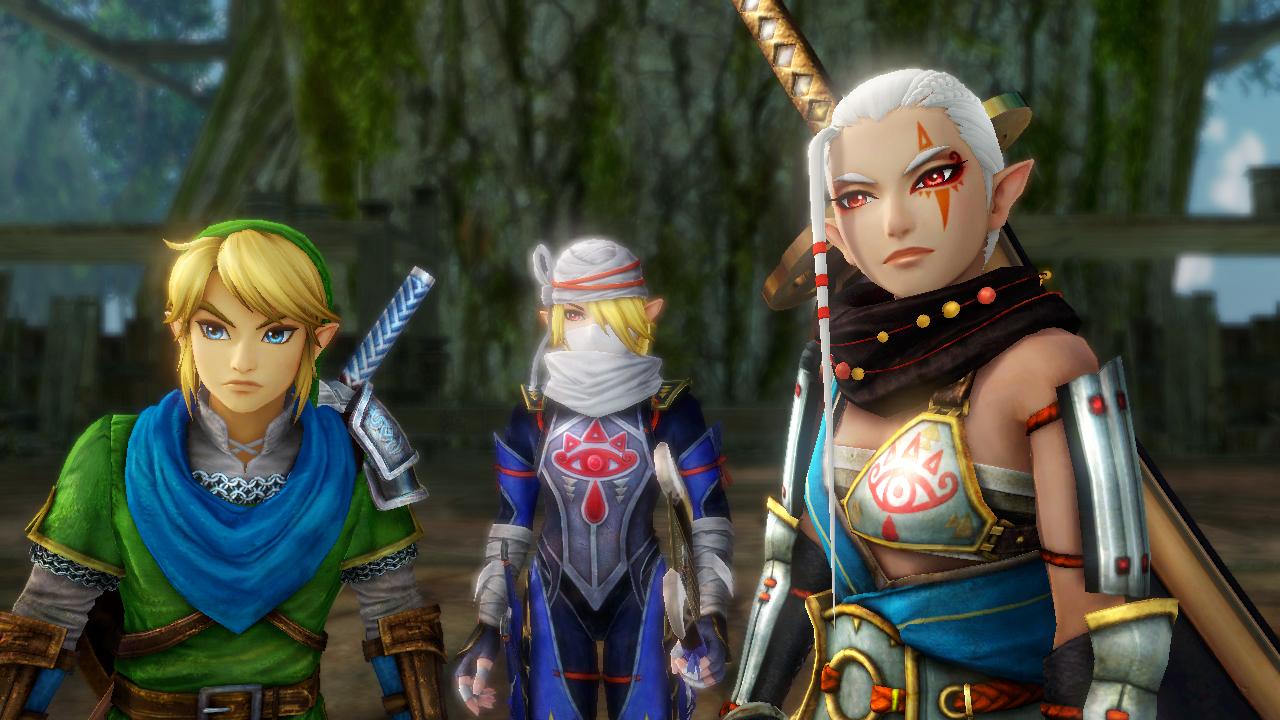 Modojo | Hyrule Warriors Legends Rears Its Head In Japan This January