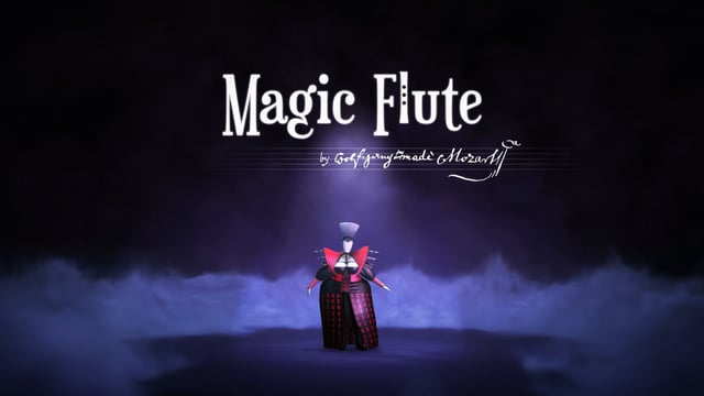 Modojo | Magic Flute Is A Minimalistic Puzzler That Combines Mozart With Japanese Aesthetics