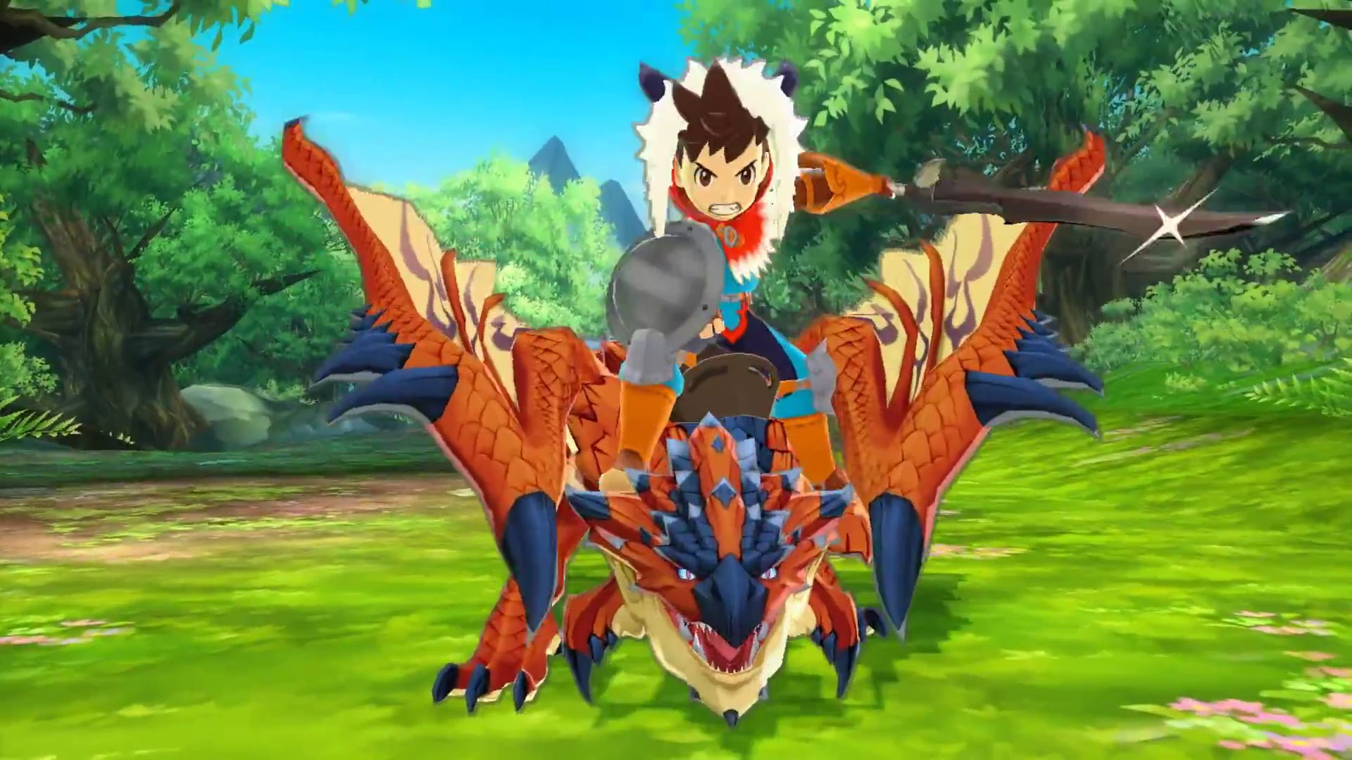 Modojo | Monster Hunter Stories Gets A New Trailer And Its Own Anime