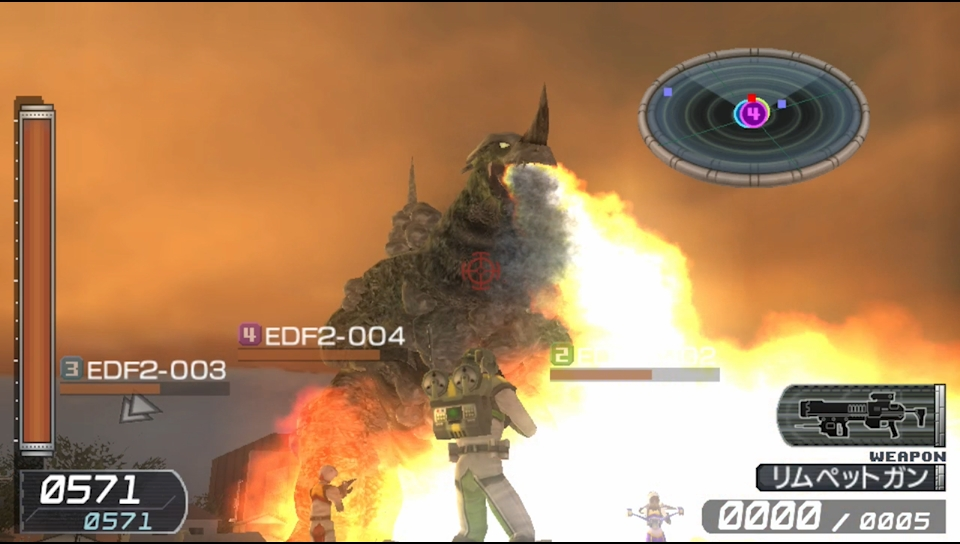 Modojo | You Can Play Wacky Co-Op Matches In Earth Defense Force 2