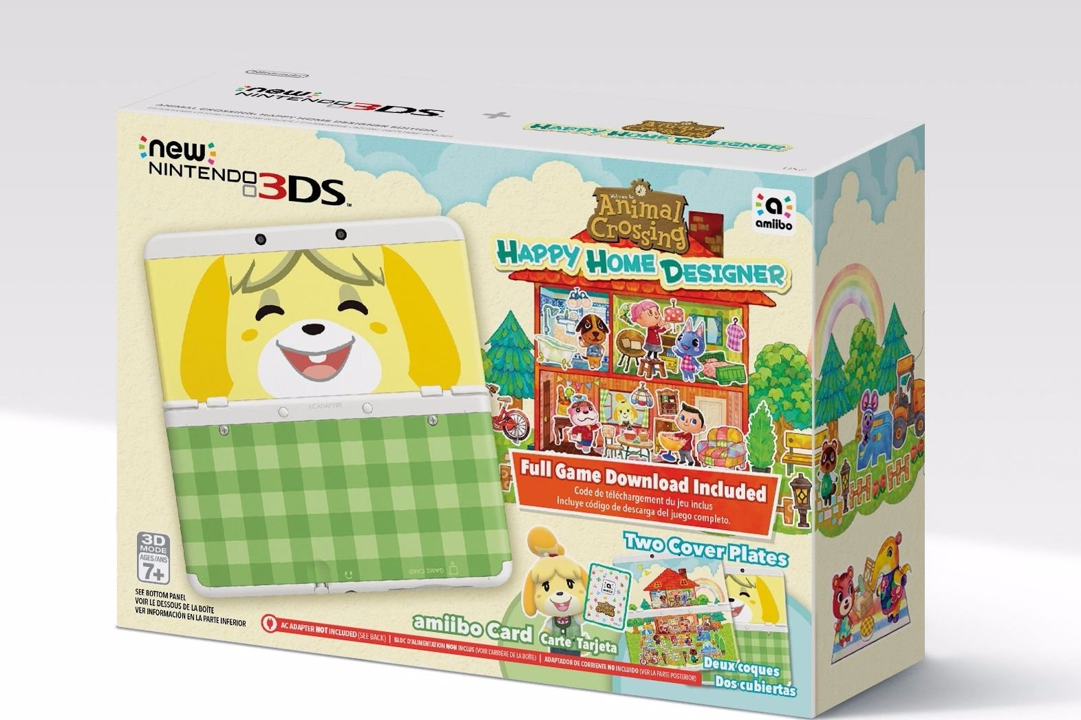 Modojo | Regular New 3DS Is Headed Westward In This Animal Crossing Bundle