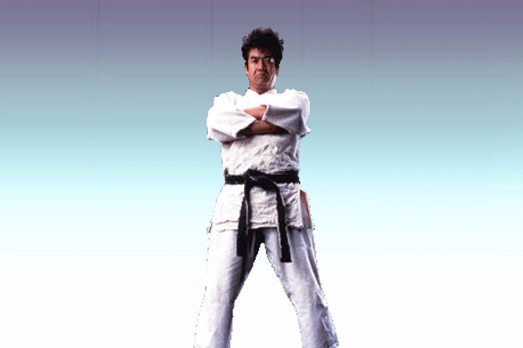 Modojo | Segata Sanshiro Joins The Project X Zone 2 Roster