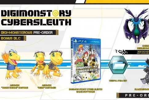 Modojo | Digimon Story: Cyber Sleuth Dated for Western Release