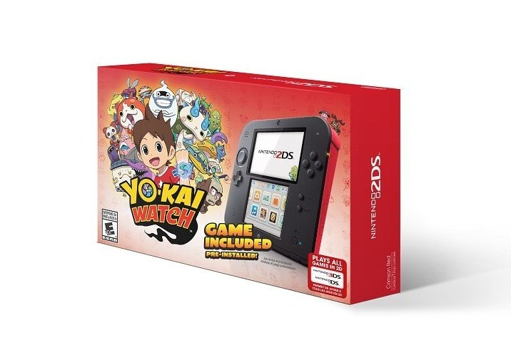 Modojo | Get Yokai Watch Free With This Special 2DS Bundle
