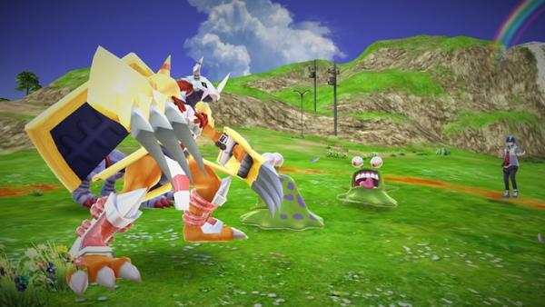 Modojo   A Whole New Batch of Digimon World: Next Order Screens Emerge