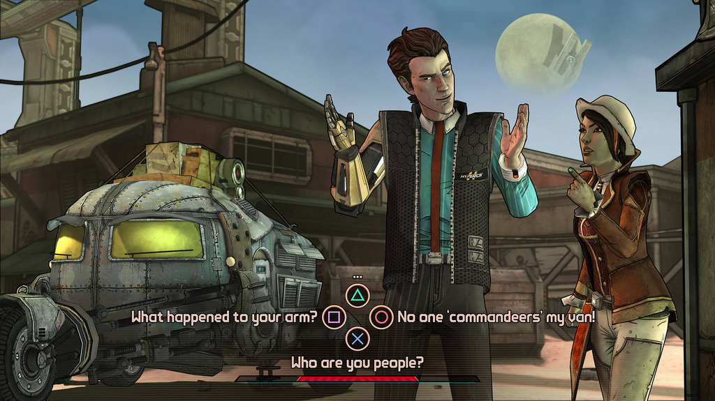 Modojo | Telltale's Tales from the Borderlands Season 1 Draws to a Close