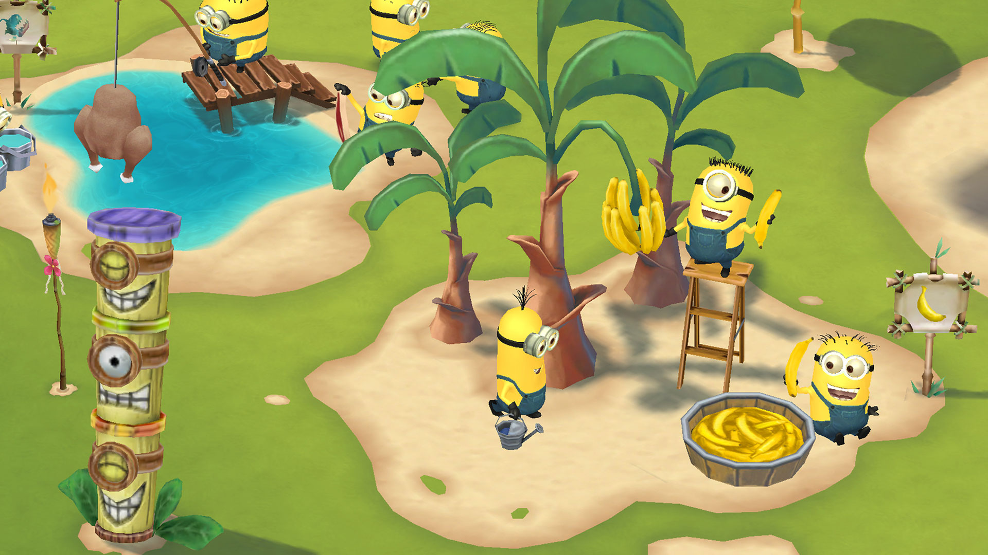 Modojo | Minions Paradise Is Finally Launching