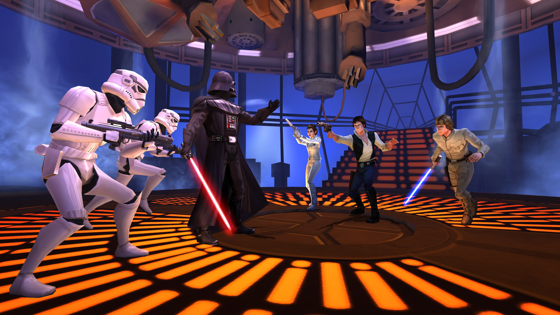Modojo | Star Wars: Galaxy of Heroes Is In Soft Launch for Australian Mobile Gamers