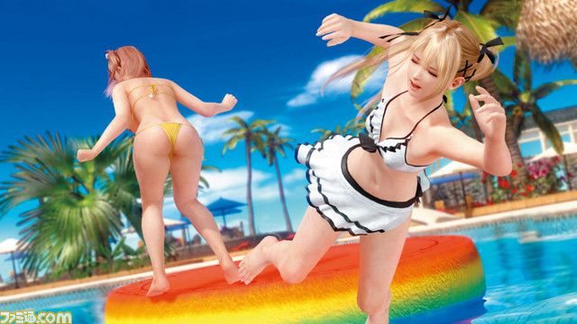Modojo | Dead or Alive Xtreme 3 Brings The Beach Fun
