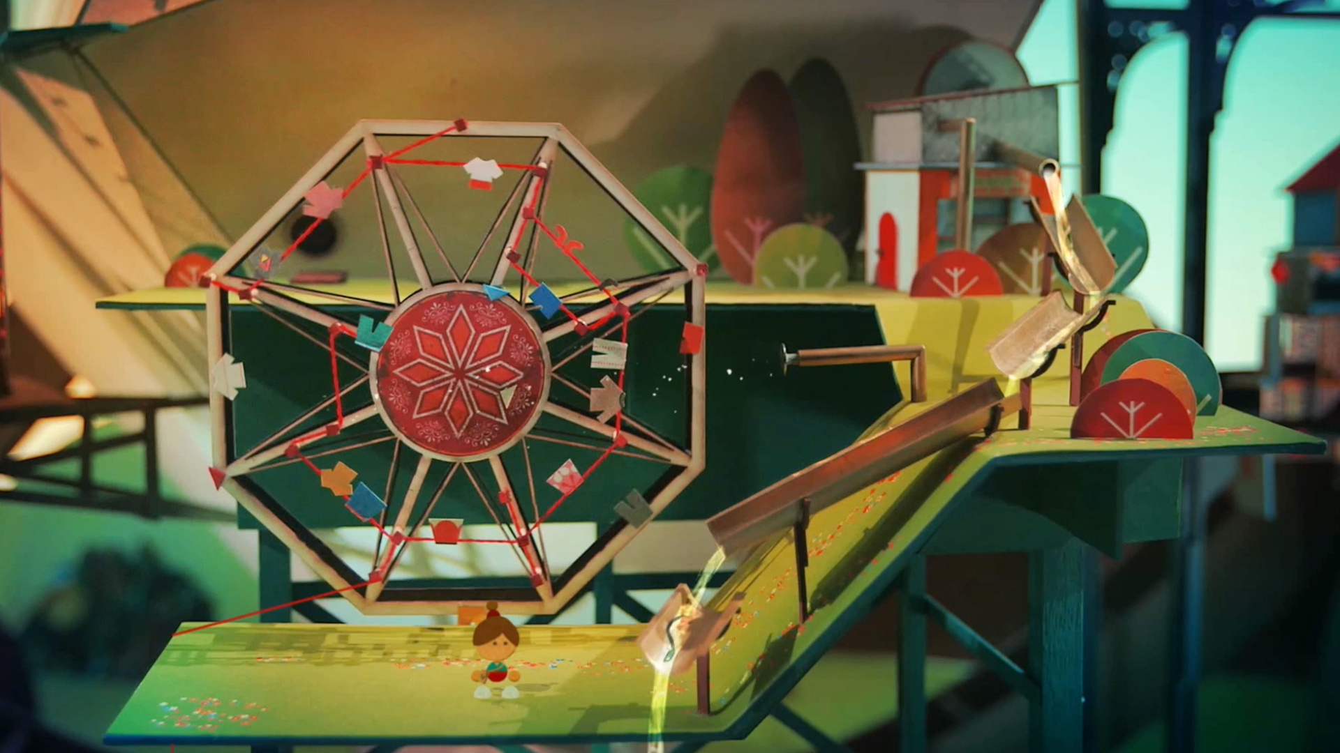Modojo | Lumino City Is A Game Made Entirely From Stop-Motion Animation