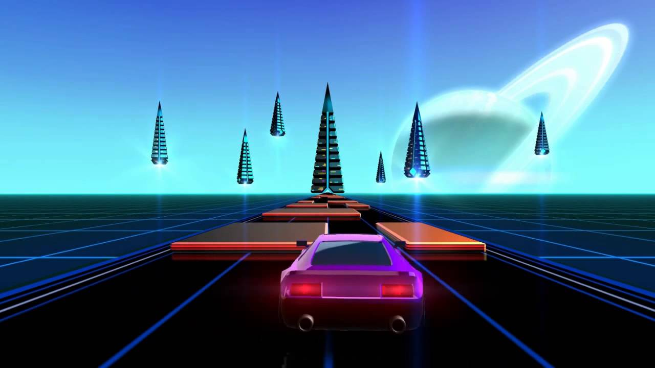 Modojo | Neon Drive Takes You Back To The '80s
