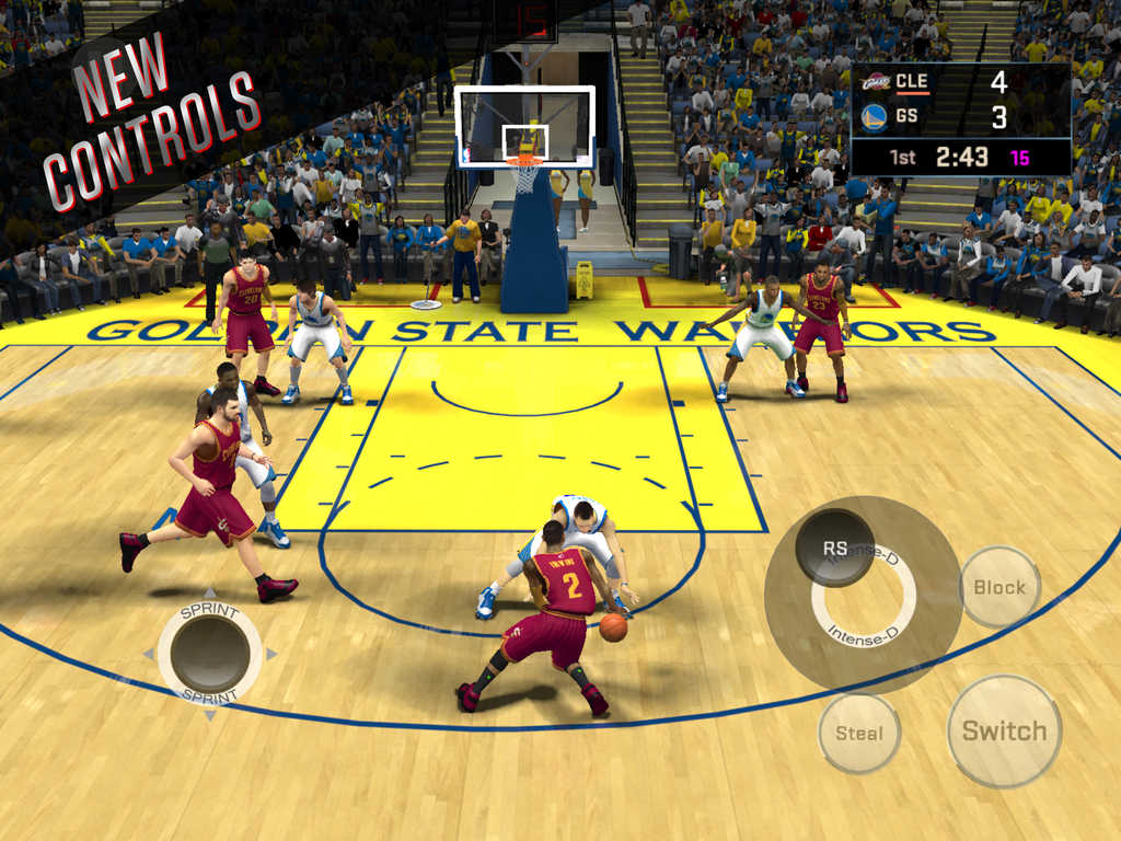 Modojo | Pick Up NBA 2K16 Now Via The App Store