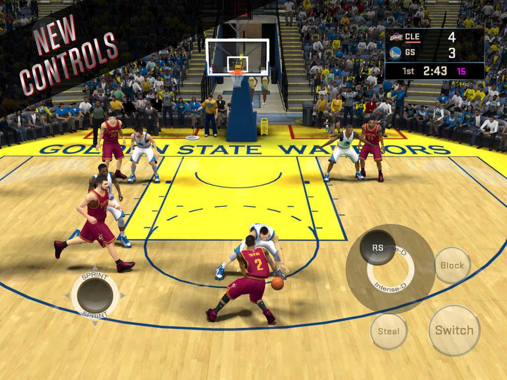 Modojo | Pick Up NBA 2K16 Now Via The App Store