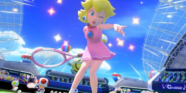 Modojo | Mario Tennis: Ultra Smash Will Feature amiibo Support
