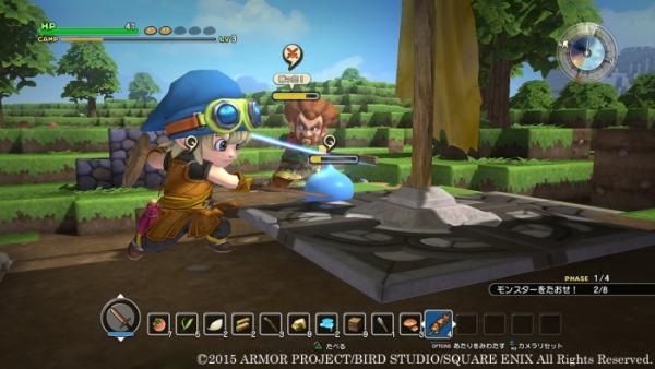 Modojo | Square Enix Details Dragon Quest Builders' Experience System