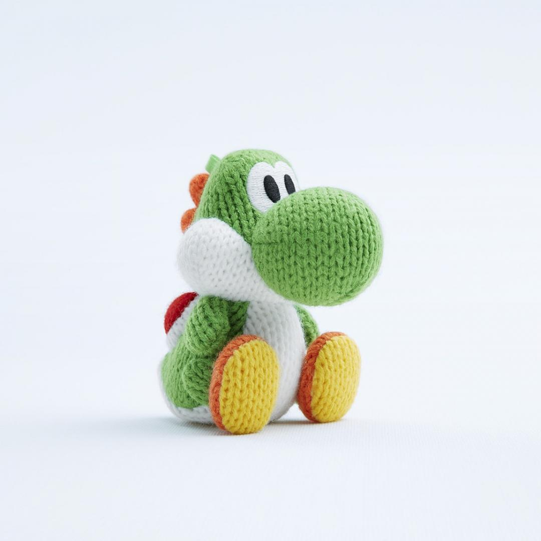 Modojo | The Green Yarn Yoshi amiibo Will Get a Standalone Release Soon
