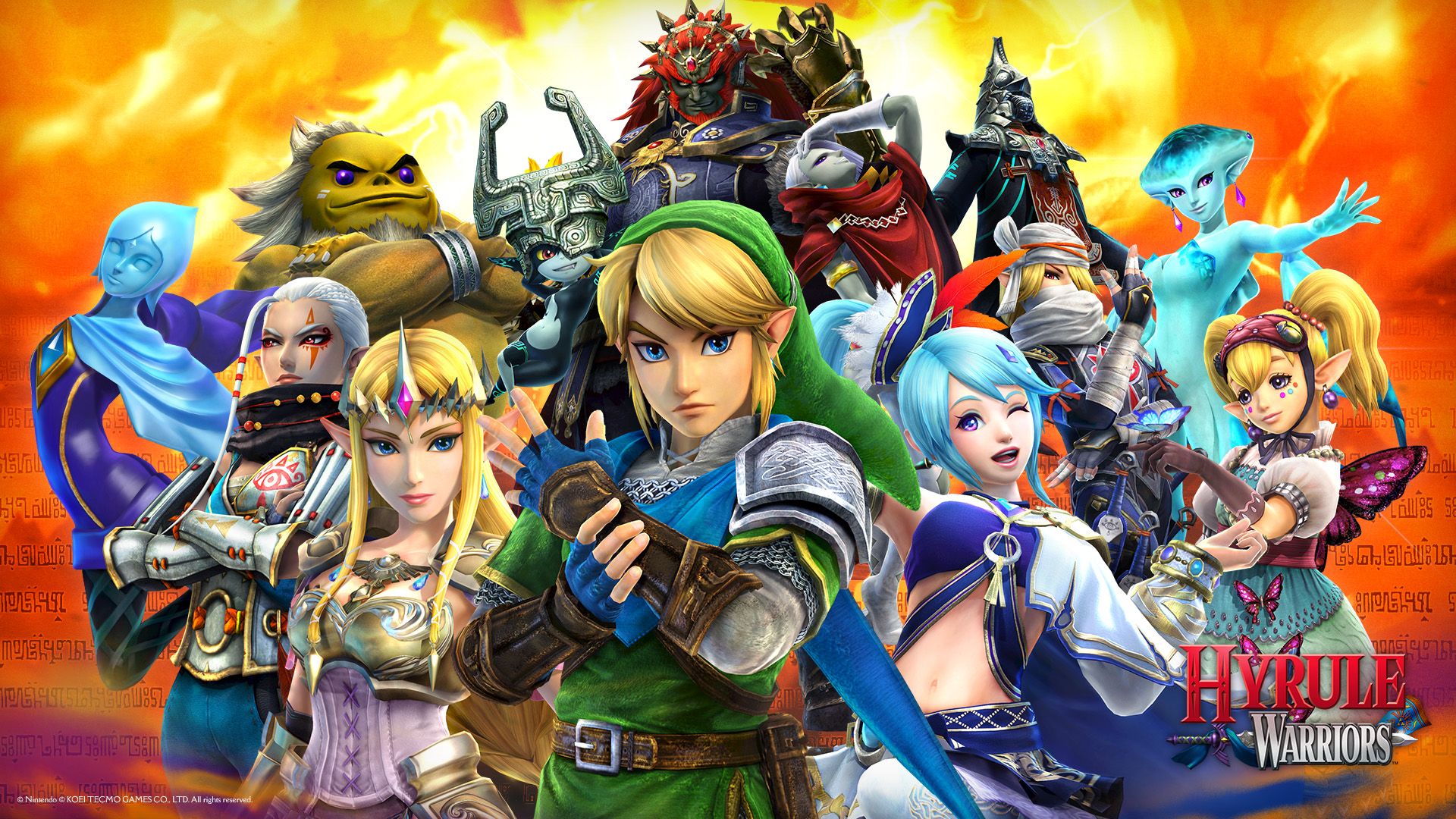 Modojo | New Hyrule Warriors Legends Screens Make Us Want It Even More