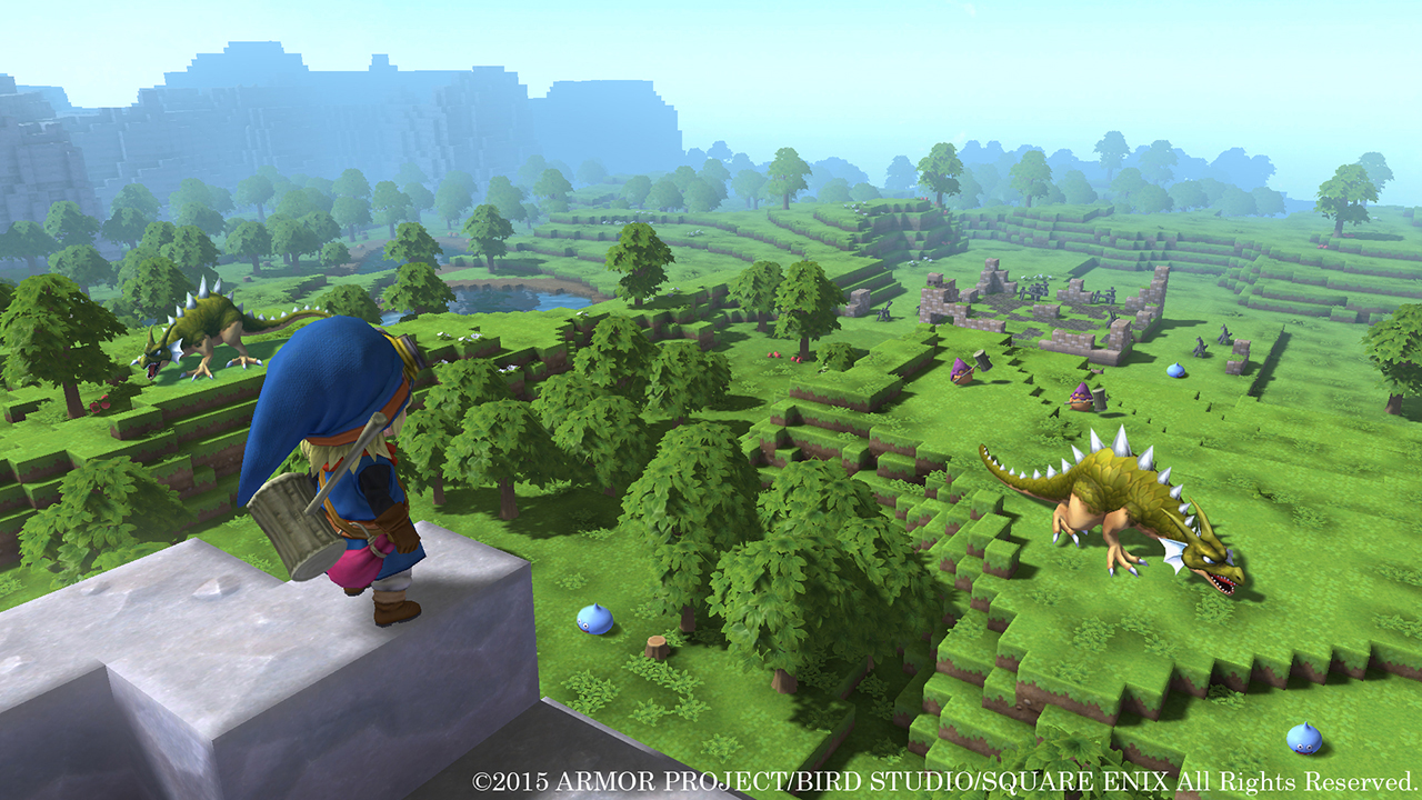 Modojo | Take a Look at Dragon Quest Builders Gameplay in this Video