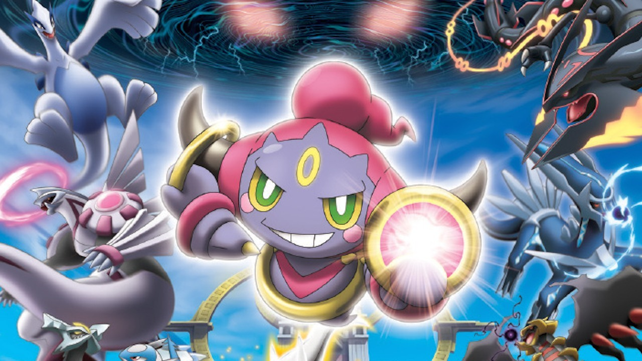 Modojo | Are You Ready to Jump Through Hoops for Hoopa?