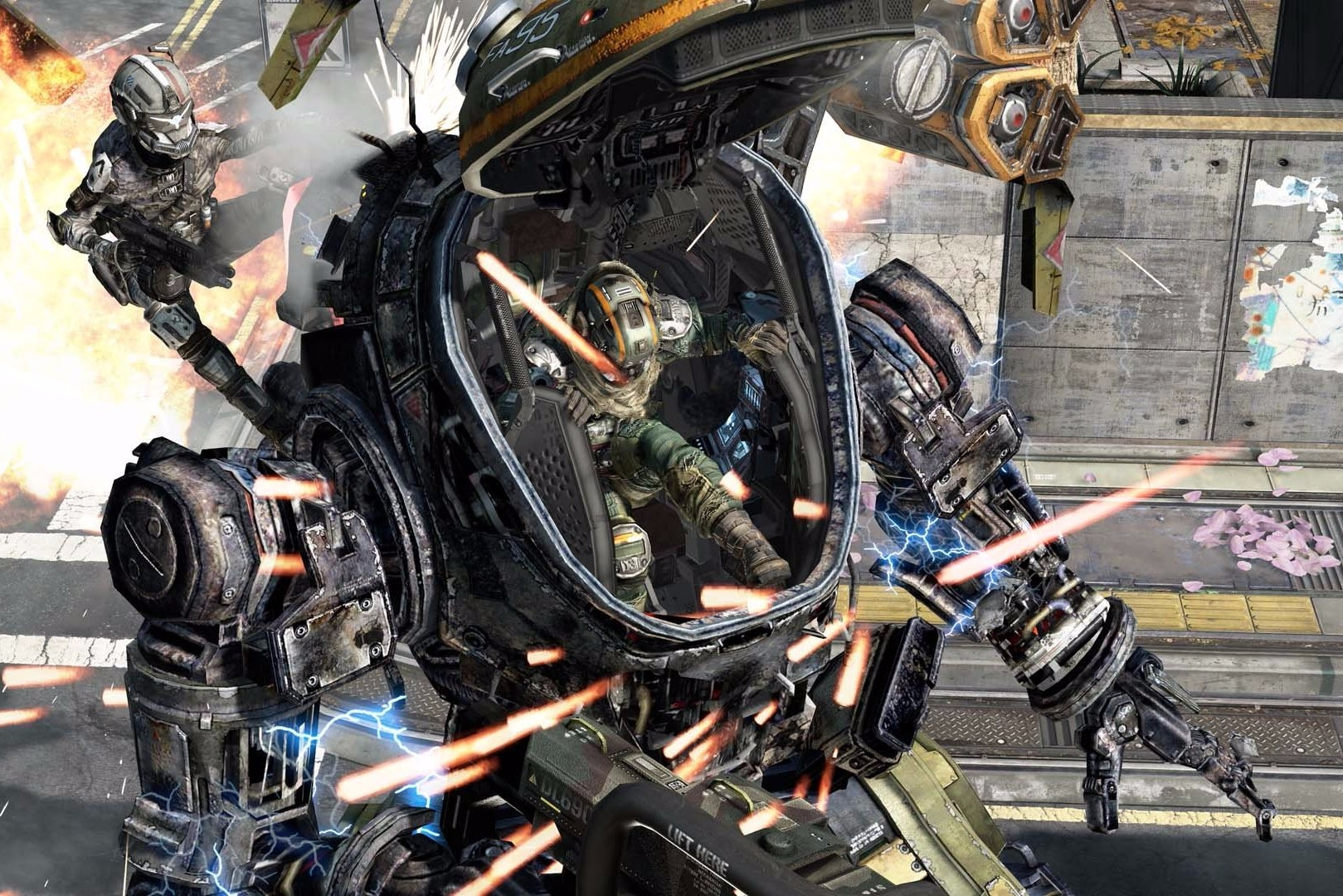 Modojo | Titanfall Is Headed To Mobile Devices