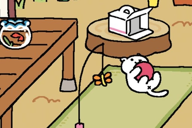 Modojo | Neko Atsume Is Now Available in English