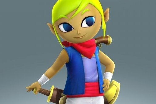 Modojo | See Tetra in Action in Hyrule Warriors Legends