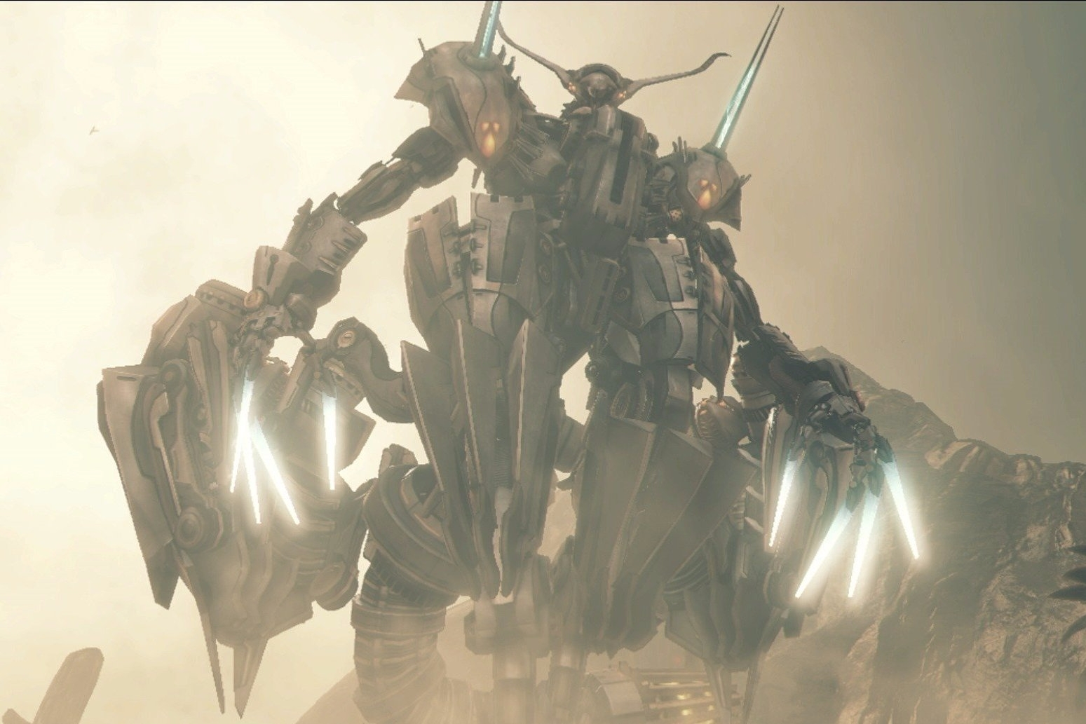Modojo | The Newest Xenoblade Chronicles X Trailer Shows Flying Mech Fun