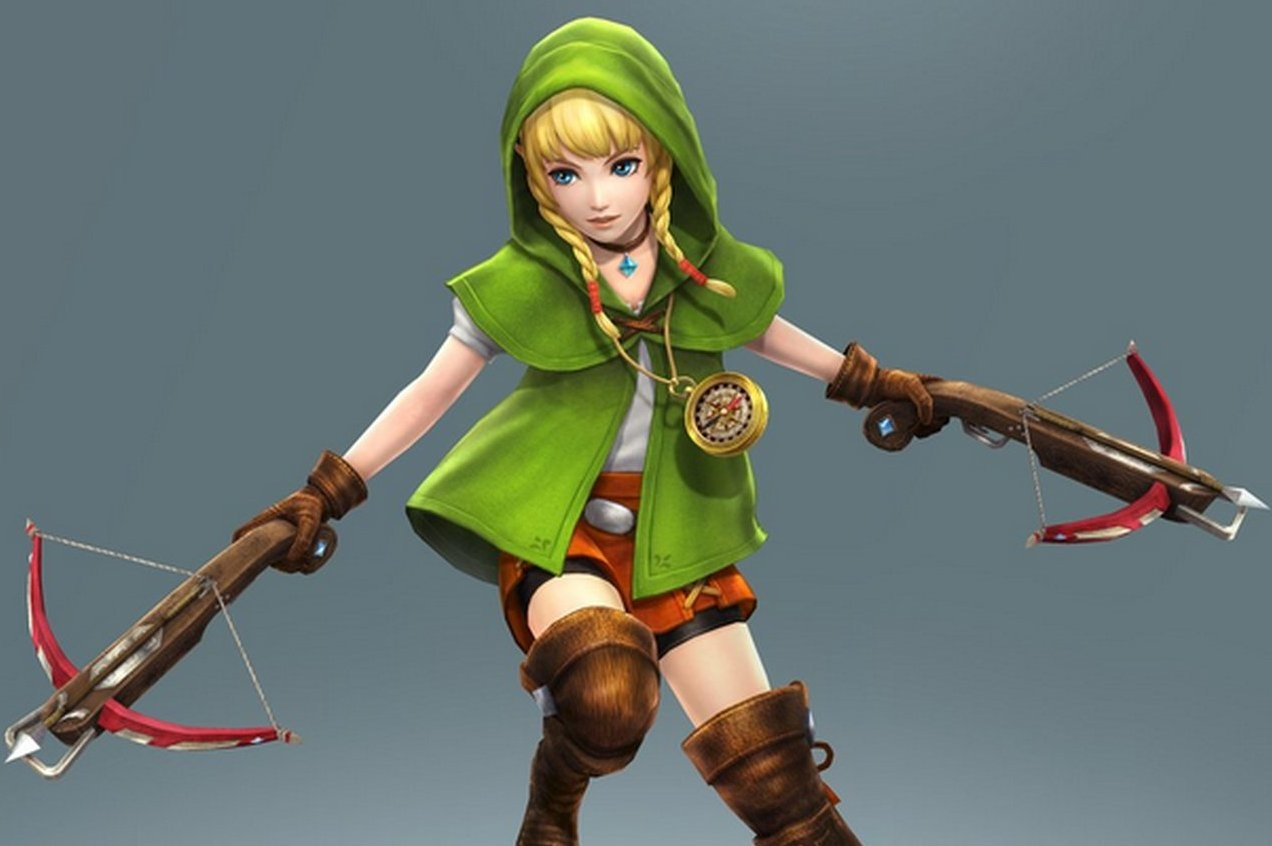 Modojo | Hyrule Warriors Legends Gets a Release Date and New Character
