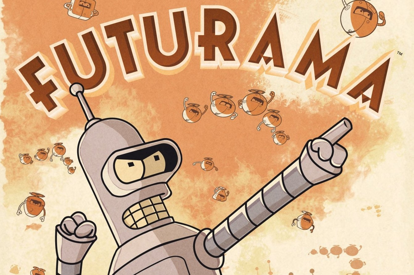 Modojo | That Futurama Game We First Heard About is Futurama: Game of Drones