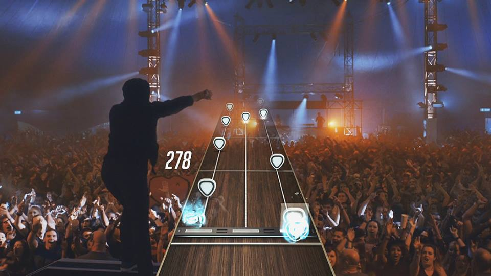 Modojo | Play All The GHTV Tracks You Want For Free This Weekend In Guitar Hero Live