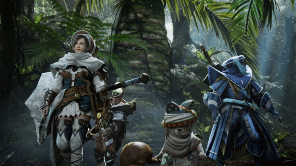Modojo | Monster Hunter X Gets A Third Trailer And Special Collaboration