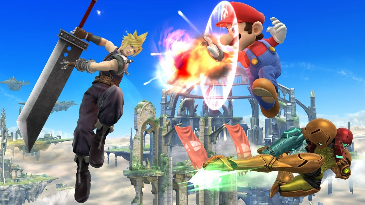 Modojo | Cloud Strife is Coming to Super Smash Bros.