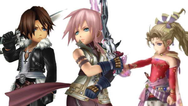 Modojo | There Are 21 Jobs To Choose From in Final Fantasy Explorers