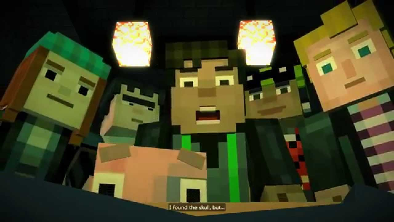 Modojo | Minecraft: Story Mode Episode 3 Releases Next Week