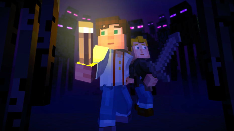 Modojo | Minecraft Story Mode Episode Three Is Perfect For Thanksgiving Play