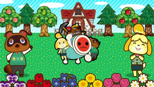 Modojo | Animal Crossing amiibo Compatible With New Taiko Game