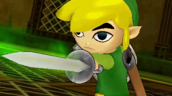 Modojo   See Toon Link Fight in This New Hyrule Warrior Legends Trailer