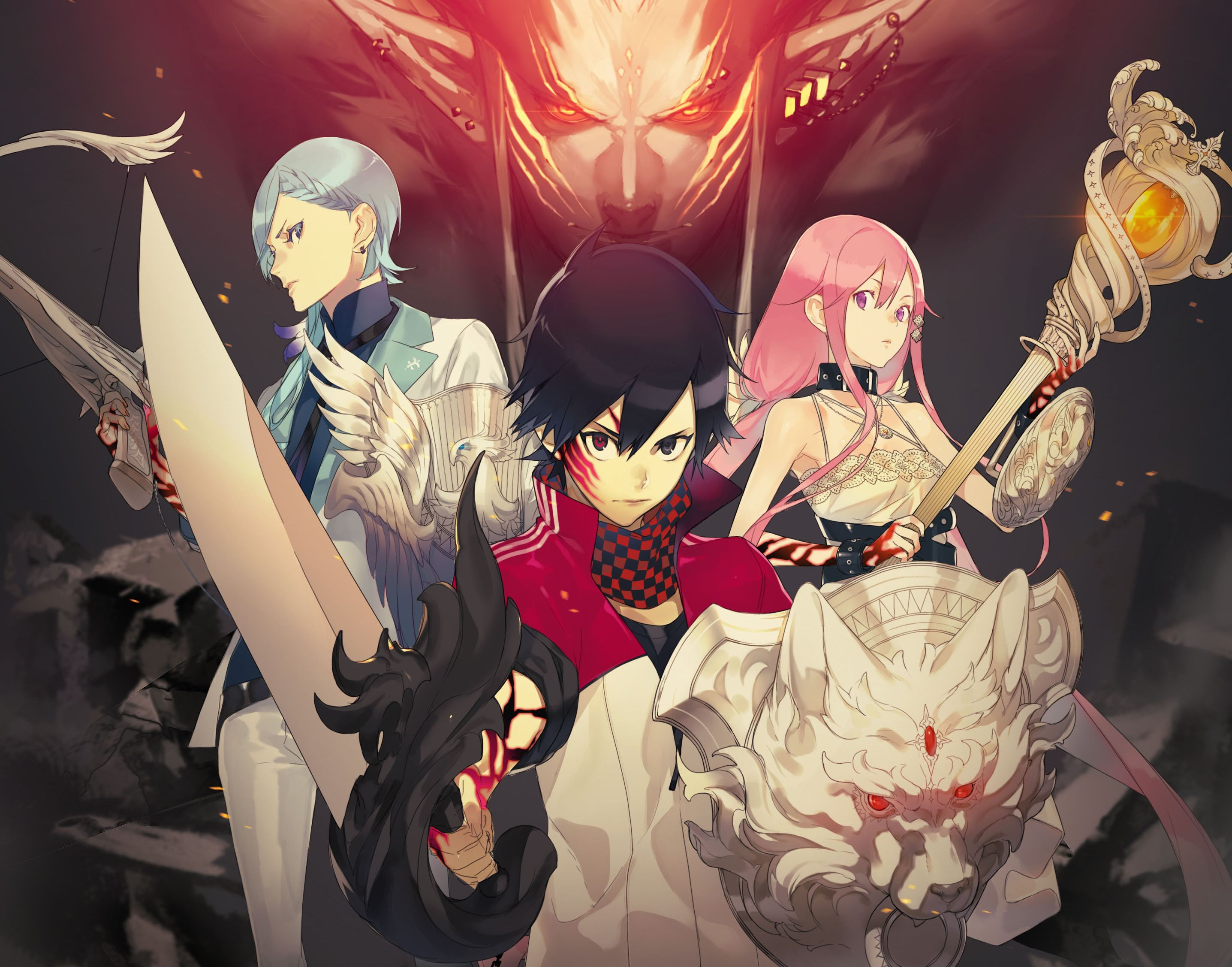 Modojo | Ray Gigant is Coming to PS Vita in North America
